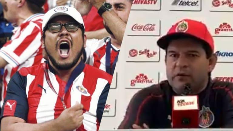 VÍDEO   Cardozo le envía un mensaje esperanzador a la afición de las Chivas