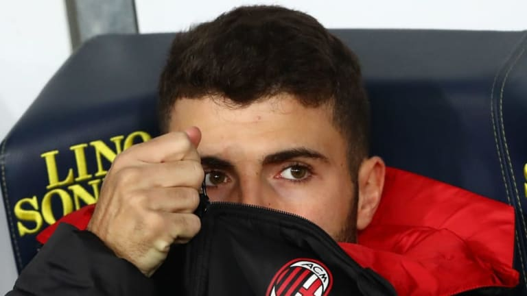 Patrick Cutrone's Agent Denies Talk of Summer Switch From AC Milan as Torino Circle