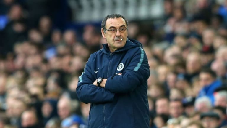 Why Chelsea & Maurizio Sarri's Future Face a Total Reckoning This Week
