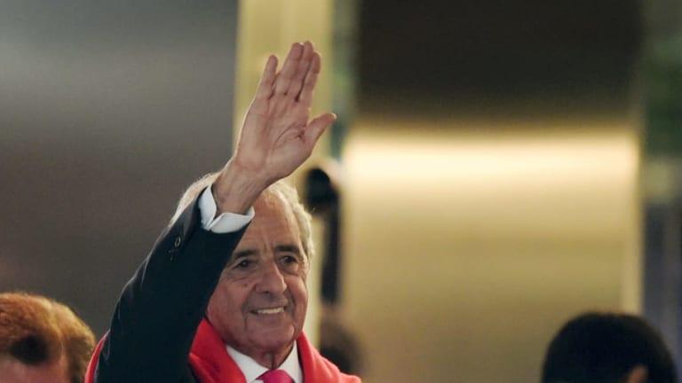 Rodolfo D'Onofrio rompió el silencio y habló sobre el futuro del Estadio Monumental