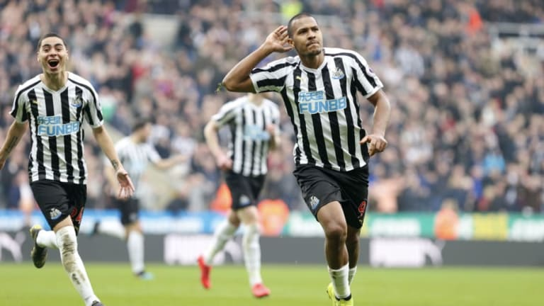 Loan Star Salomon Rondon Admits He Is Happy on Tyneside & Hints at Possible Newcastle Stay