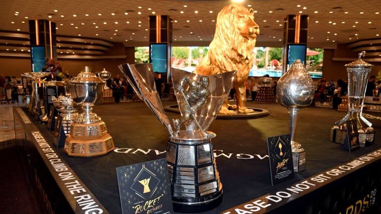 2019 NHL Awards: Who Will Take Home MVP, Vezina and Rookie of the Year?