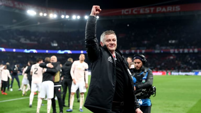 Ole Gunnar Solskjaer Says Manchester United Can Go 'All the Way' in UCL After Dramatic Win Over PSG