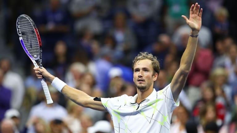 Daniil Medvedev Continues Great Run at U.S. Open, Will Face Rafael Nadal in Final