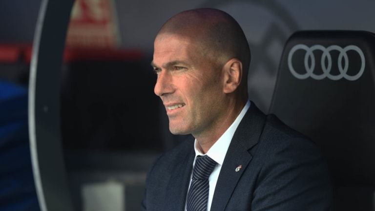 Zinedine Zidane Leaves Real Madrid's Pre-Season Camp for 'Personal Reasons'