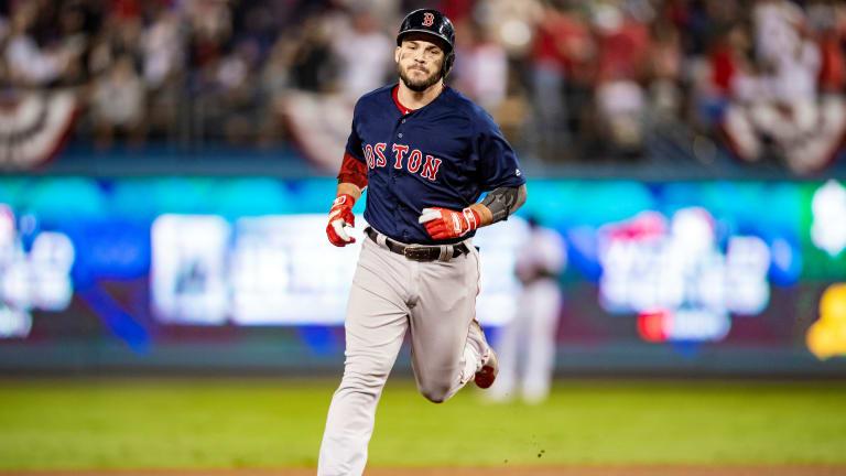 Red Sox to Put World Series MVP Steve Pearce on Injured List