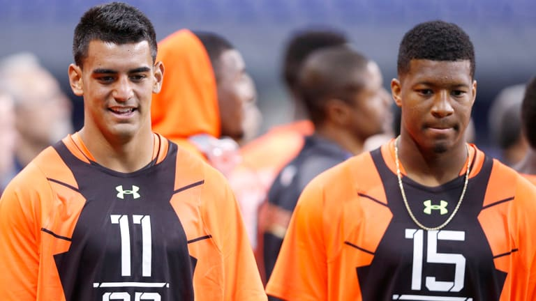 Winston and Mariota, Four Years Later