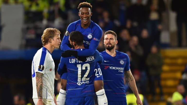 Chelsea 3-0 Dynamo Kyiv: Report, Ratings & Reaction as Blues Cruise to Dominant Europa League Win
