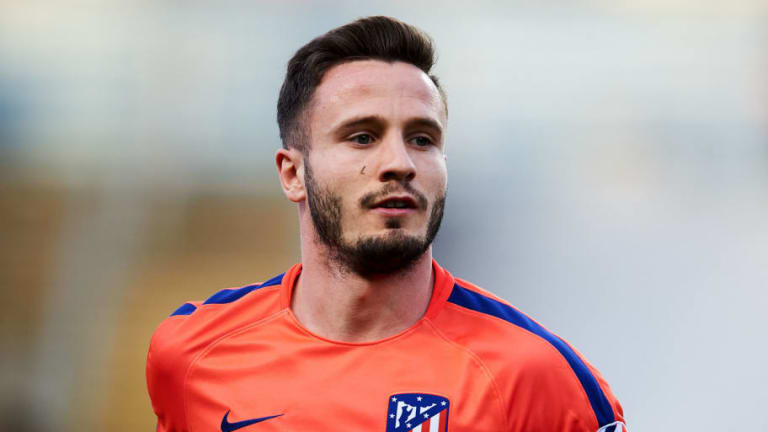 Saul Ñiguez Considering Future at Atletico Madrid Amid Interest From Manchester United & City