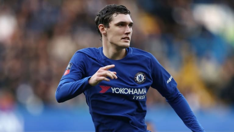 Andreas Christensen Says it Is 'Very Wise to Stay' at Chelsea Amid Rumours of Summer Exit