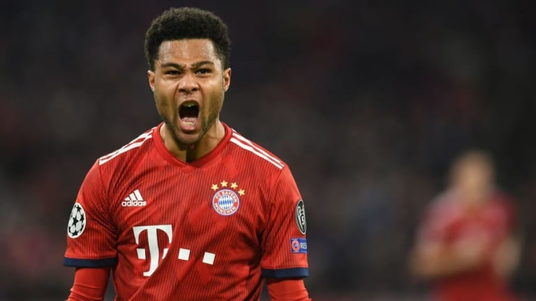 Serge Gnabry Says Arsenal Are an 'Amazing Club' as Bayern Munich Winger Discusses His Career
