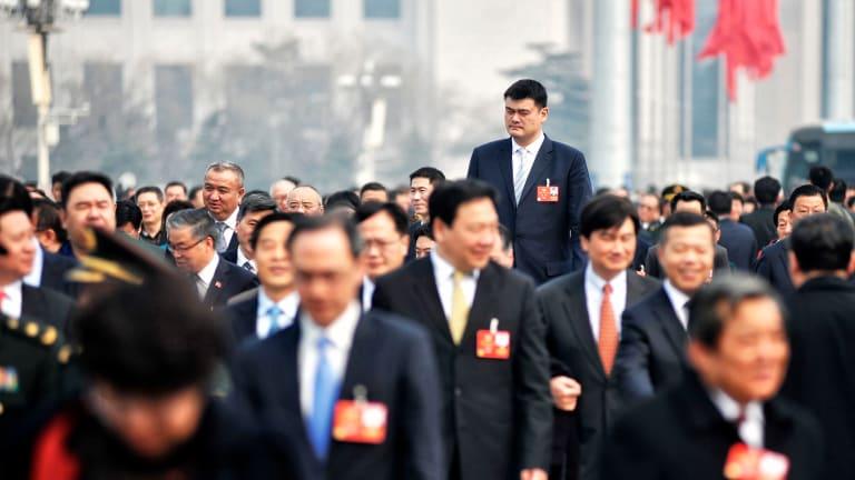 One Big Dream: Yao Ming Wants to Make Chinese Basketball Global