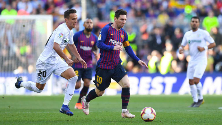 Lo bueno, lo malo y lo feo del FC Barcelona-Getafe (2-0)