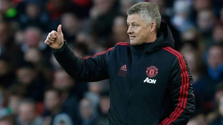 Ole Gunnar Solskjaer Switches Focus to Signing New Attacker With £80m Transfer Kitty Available