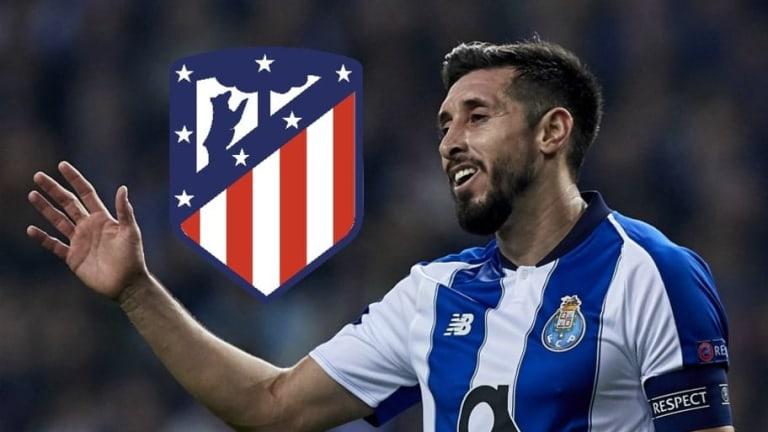 Héctor Herrera ya estaría amarrado por Atlético de Madrid
