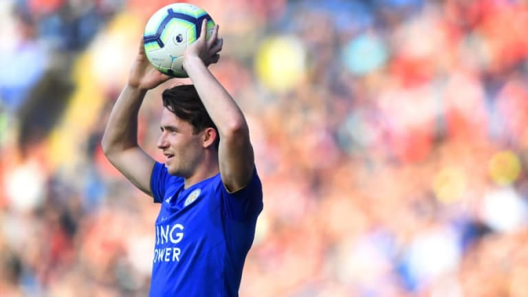 Ben Chilwell Targeted by Man City But They Will Face Battle From Barcelona & Atletico Madrid