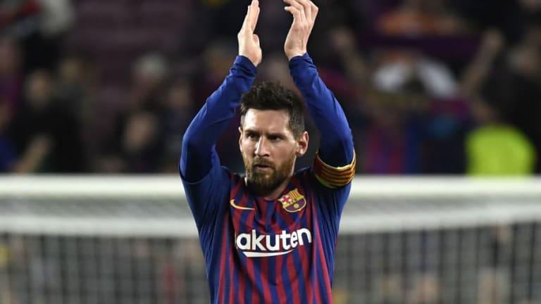 """Las palabras de Leo Messi tras su partidazo: """"Tenemos que estar unidos: jugadores y afición"""""""
