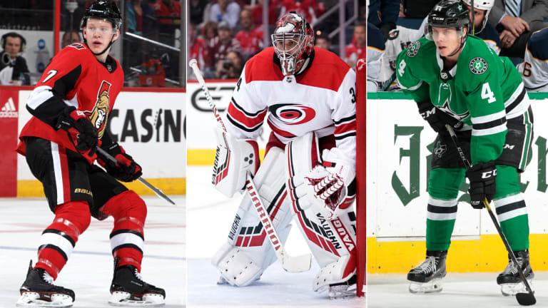 NHL Fantasy Sleeper Candidates for 2019–20