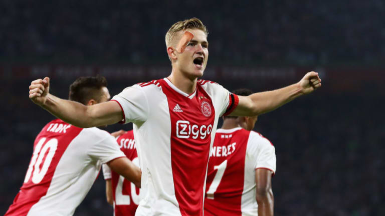 Juventus' Sporting Director to Meet With Super Agent Mino Raiola in Bid to Secure De Ligt Signing