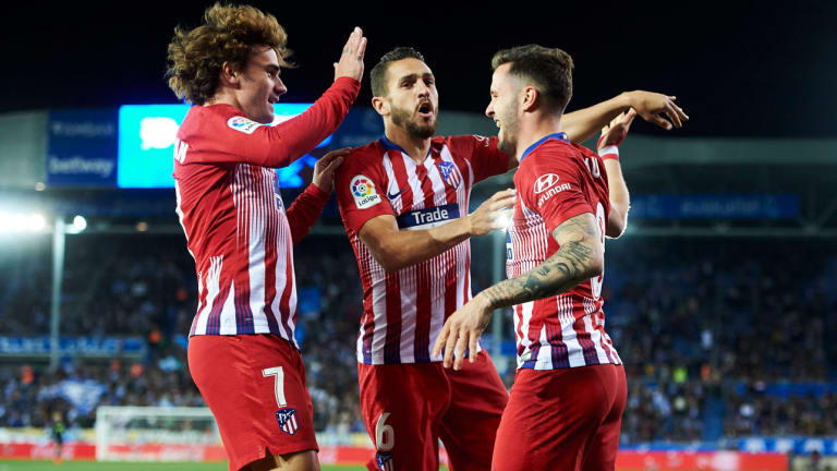 Atletico Madrid to Be MLS's 2019 All-Star Game Opponent