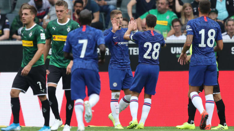 Borussia Monchengladbach 2-2 Chelsea: Report, Ratings & Reaction as Sloppy Blues Come From Behind