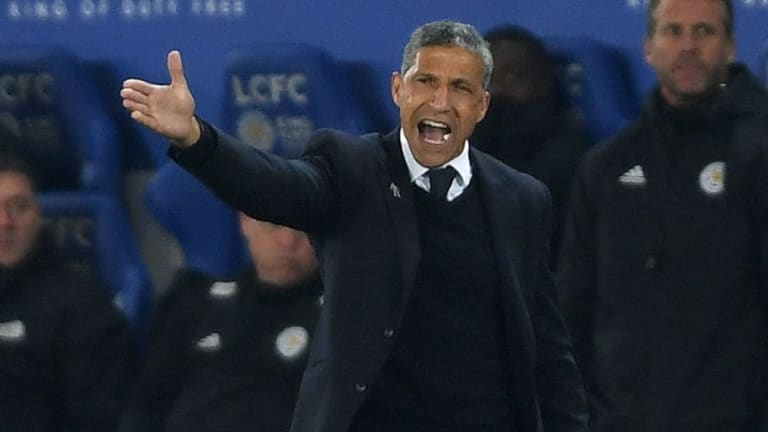 Chris Hughton Admits Players Must Take Responsibility as Missed Chances Cost Brighton Once More