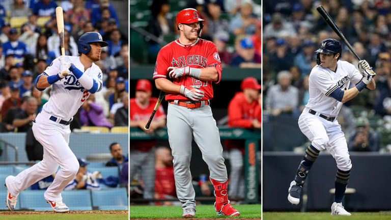Quarter-Season Notebook: An Epic NL MVP Race, MLB's Elite Youth and Mike Trout's Greatness