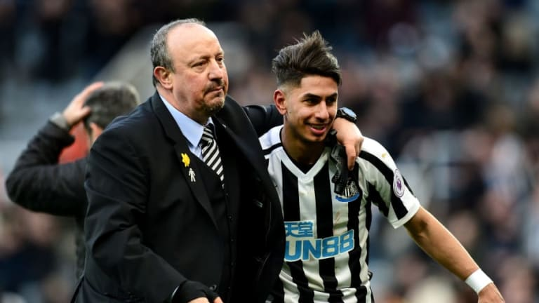 Rafael Benitez Praises Newcastle's 'Belief' After Sensational Comeback Against Everton