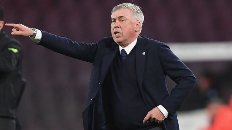 Napoli President Claims Carlo Ancelotti Has Helped 'Change' I Partenopei for the Better