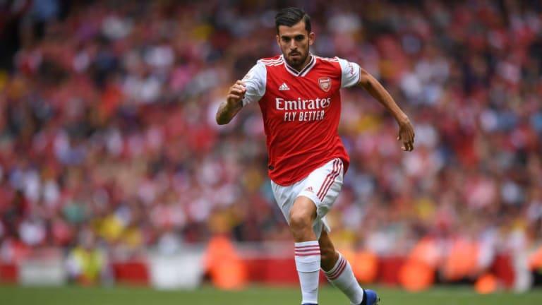 Dani Ceballos: Arsenal Fans React as Loanee Midfielder Makes Emirates Bow in Lyon Defeat