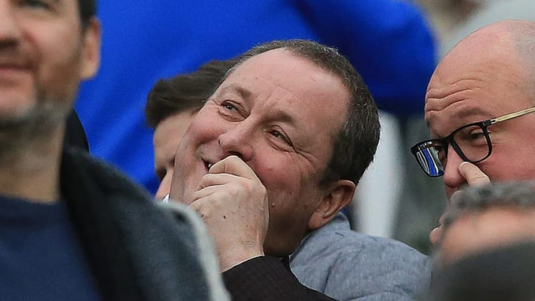 Newcastle United Owner Mike Ashley Risks Irking Magpies Supporters With 'Bid to Buy HMV'