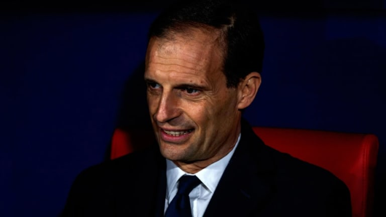 Massimiliano Allegri Focused on Overturning Atletico Madrid Deficit After Juventus Edge Out Bologna