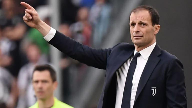Inter vs Juventus: Massimiliano Allegri's Best Available Bianconeri Lineup