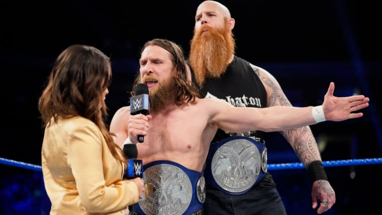 The Week in Wrestling: Daniel Bryan Wants Tag Teams to Headline a WWE Pay-Per-View