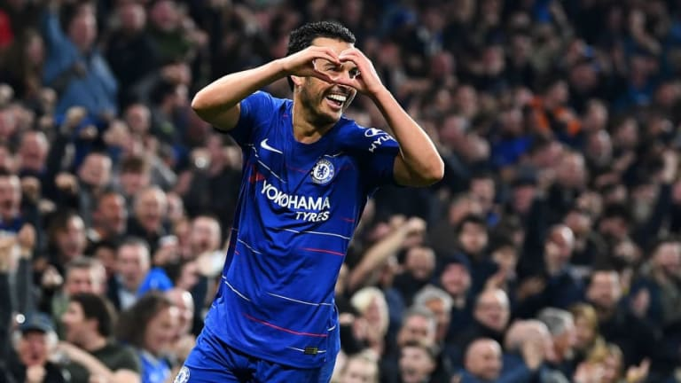 Pedro Insist Chelsea Players 'Respect' Maurizio Sarri After Kepa Is Dropped to Bench for Spurs Win