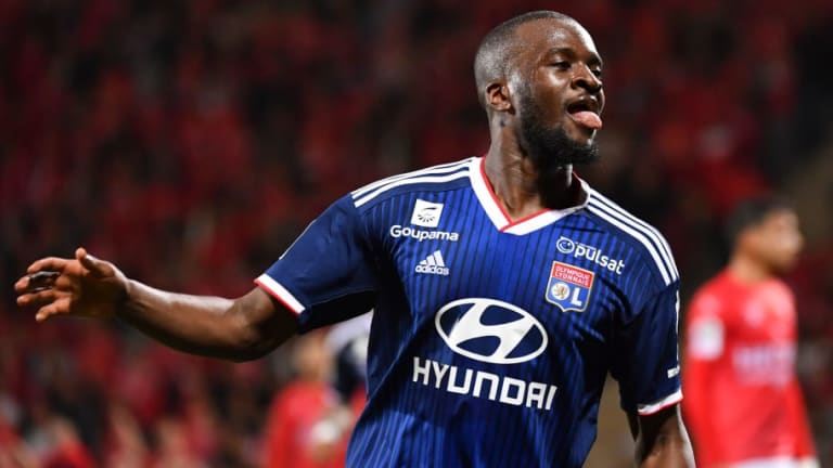 Tanguy Ndombele Edges Closer to Tottenham After Spurs Agree €62m Fee With Lyon