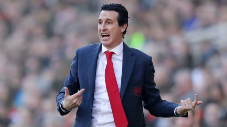 Unai Emery Reveals What Arsenal's 'Big Motivation' Is Ahead of Crucial North London Derby