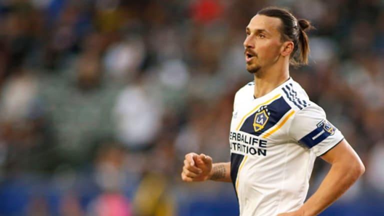 Entrenador del Galaxy habló de la ausencia de Zlatan en el entrenamiento del miércoles