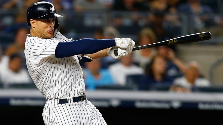 Yankees Place Giancarlo Stanton, Miguel Andujar on Injured List