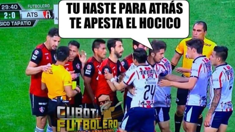 Los mejores MEMES que se vieron tras los partidos del sábado en la jornada 7 de la Liga MX