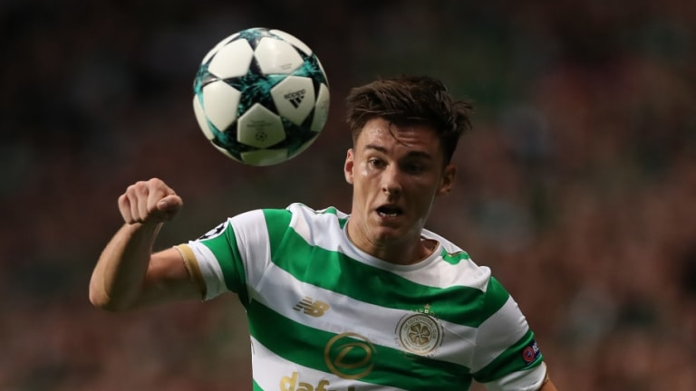 Brendan Rodgers Eyes £25m Reunion With Celtic's Kieran Tierney Should Ben Chillwell Leave Leicester