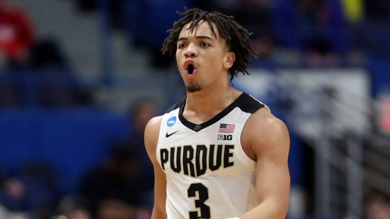 Sweet 16 Odds Roundup: Purdue, Houston Best Bets on Board