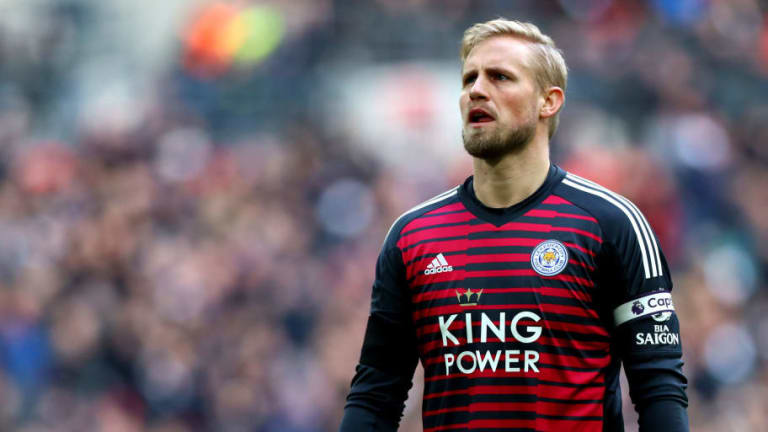 Peter Schmeichel Admits Desire to See Son Kasper Play for Manchester United