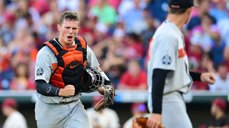 Adley Rutschman and the Difficult Journey Facing MLB's Next Generational Catcher