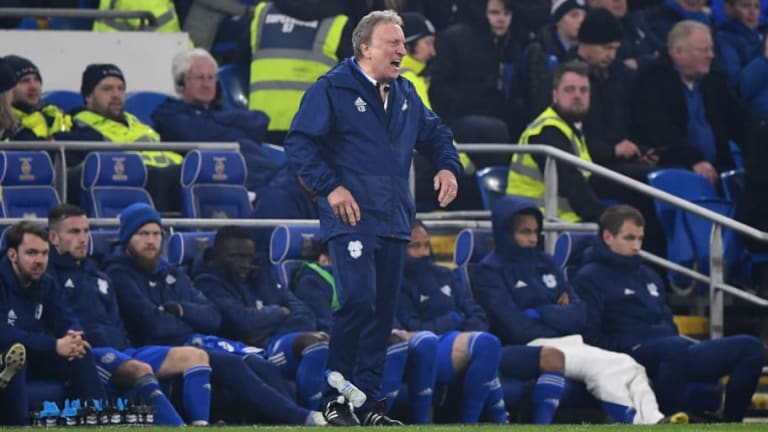 Neil Warnock Insists 'Two or Three' Cardiff Players Let Him Down During Defeat to Everton