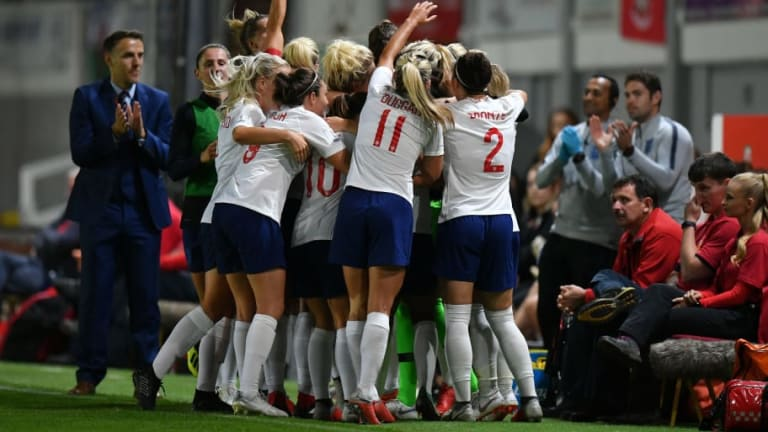 England Unveil 'The Road to France' Series of Friendlies Ahead of 2019 Women's World Cup