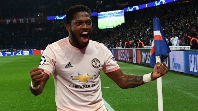 Fred Praises Manchester United Pair for Restoring His Confidence After 'Hard Months'