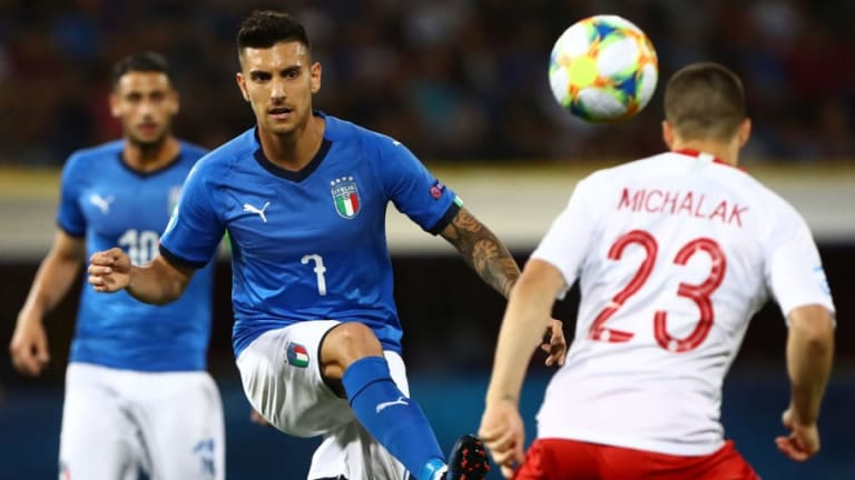 Lorenzo Pellegrini: 5 Things to Know About Italy's Rising Star