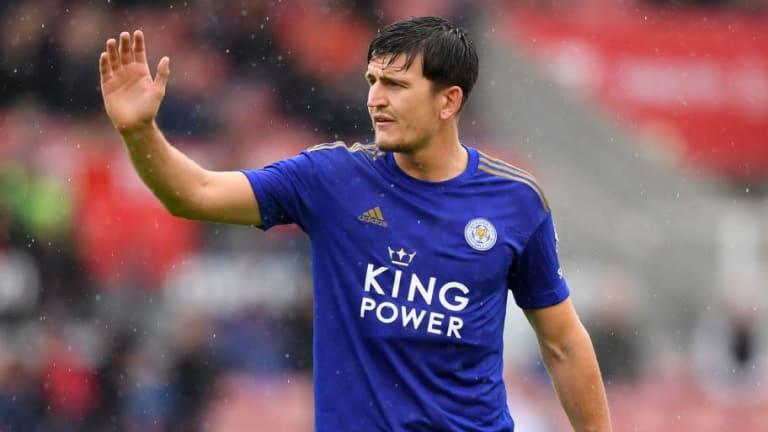 Leicester Defender & Man Utd Transfer Target Harry Maguire Misses Training Through 'Sickness'