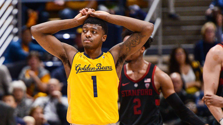 Cal Basketball Is Having Another Nightmare Season, and the Numbers Are Brutal
